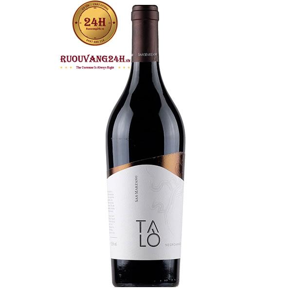 Rượu Vang Talo Negroamaro San Marzano
