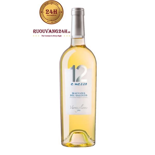 Rượu Vang 12 E Mezzo Malvasia