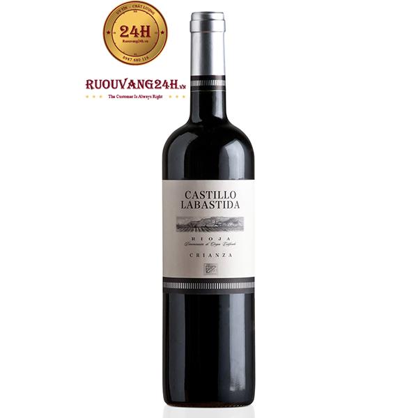 Rượu Vang Castillo Labastida