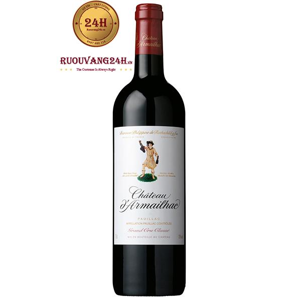 Rượu Vang Chateau D'Armailhac Grand Cru Classe