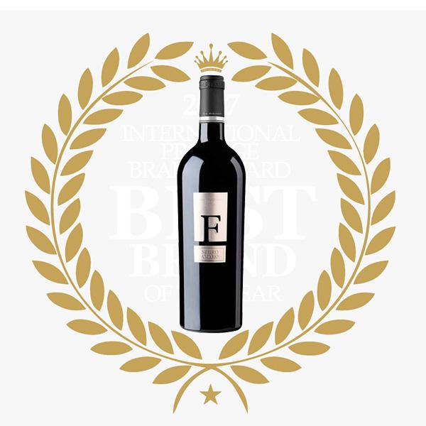 Những giải thưởng của rượu vang chữ F