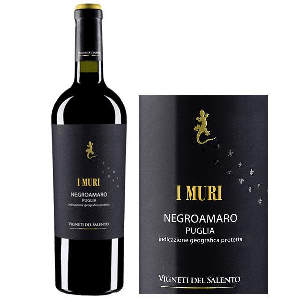 Rượu Vang I Muri Negroamaro