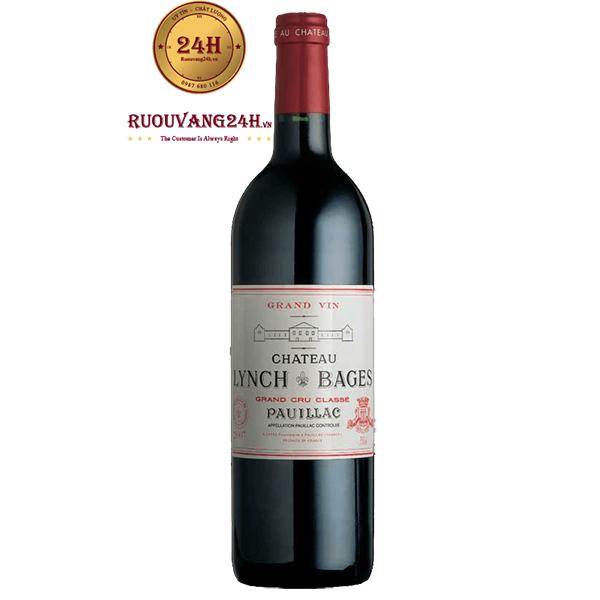 Rượu Vang Chateau Lynch Bages Pauillac