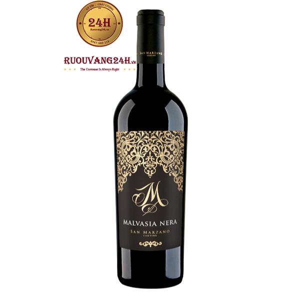 Rượu Vang M Malvasia Nera – Rượu Vang Chữ M Thượng Hạng