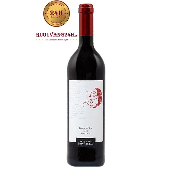 Rượu Vang Montebello Tempranillo