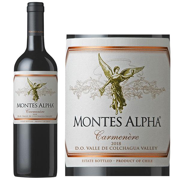 Rượu Vang MontesAlpha Carmenere