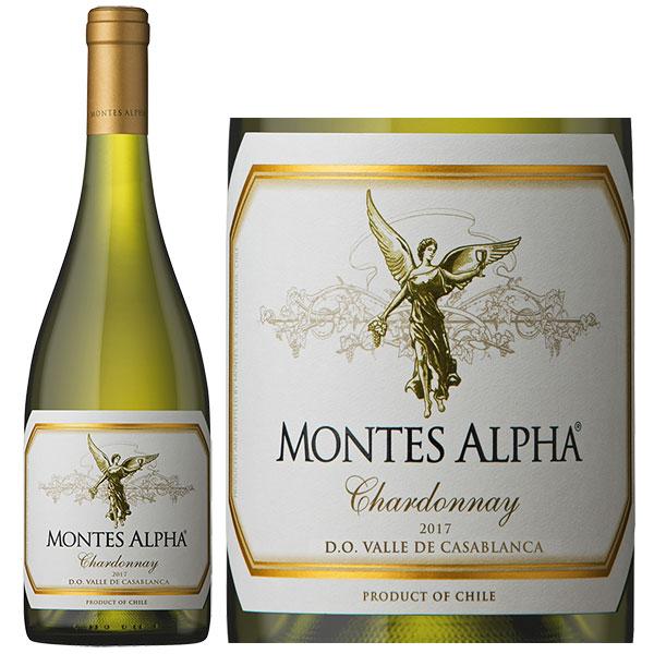 Rượu Vang MontesAlpha Chardonnay