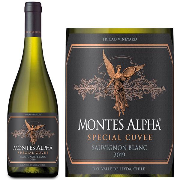 Rượu Vang Montes Alpha Special Cuvee Sauvignon Blanc