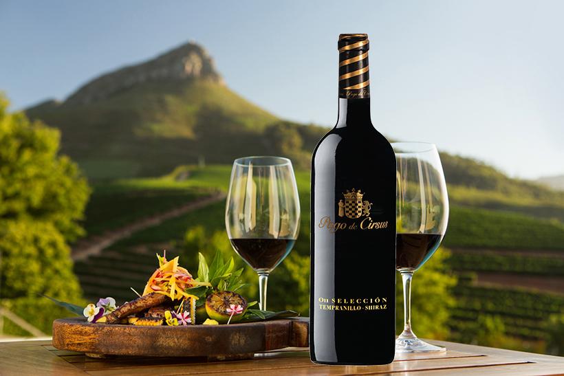 Rượu Vang Pago de Cirsus O.11 selection