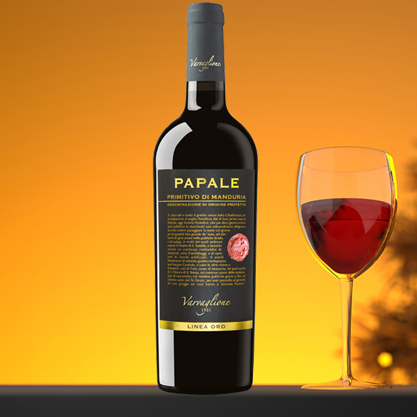 Rượu Vang Papale Linea Oro
