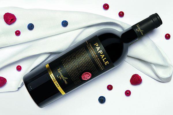 Rượu Vang Papale Primitivo