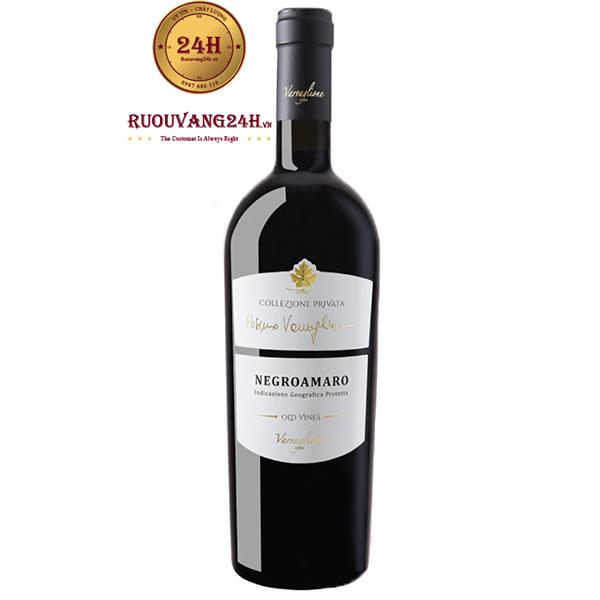 Rượu Vang Collezione Privata Negroamaro