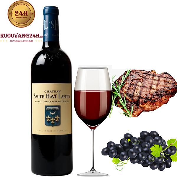 Rượu Vang Smith Haut Lafite