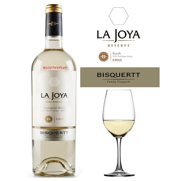 Rượu Vang Chile La Joya Gran Reserva Sauvignon Blanc