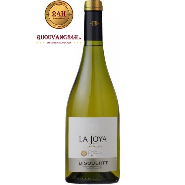 Rượu Vang Trắng Chile La Joya Gran Reserva Viognier