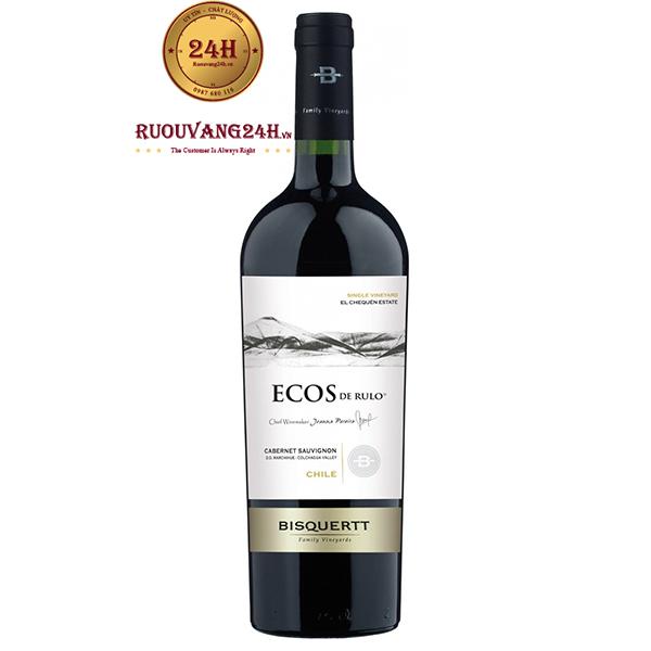 Rượu Vang Ecos de Rulo Cabernet Sauvignon