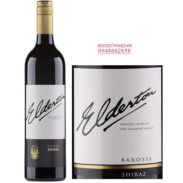Rượu Vang Elderton Estate Shiraz