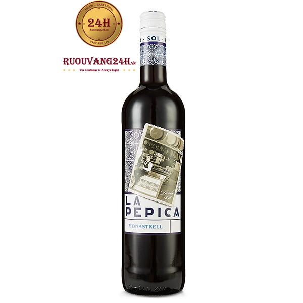 Rượu VangMurviedro La Pepica Monastrell