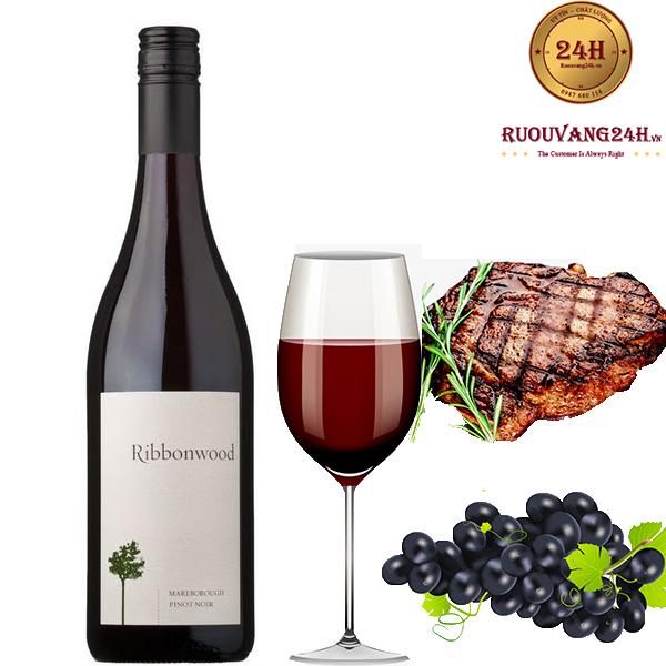 Rượu-Vang-Ribbonwood-Pinot-Noir