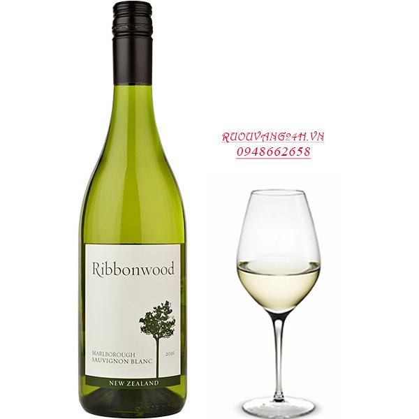 Rượu Vang Ribbonwood Sauvignon Blanc