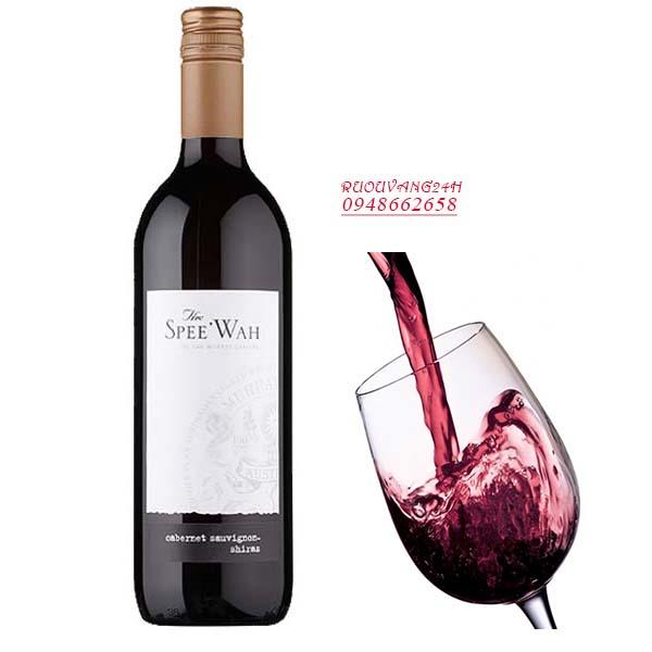 Rượu Vang Spee Wah Cabernet Sauvignon Shiraz