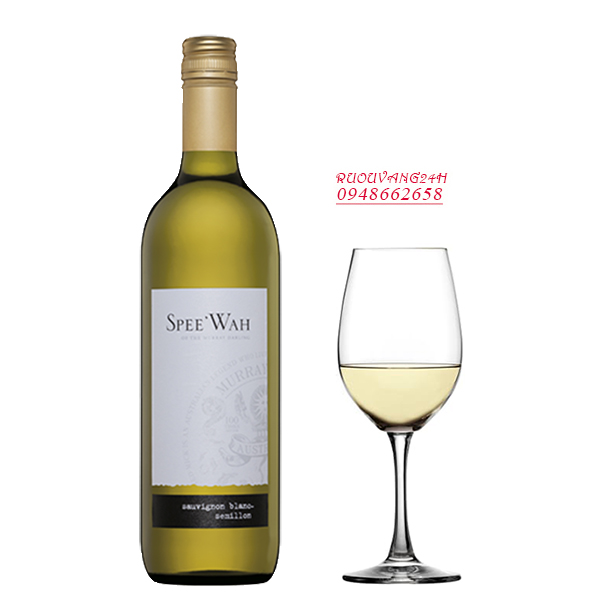Rượu Vang Spee Wah Semillon Sauvignon Blanc