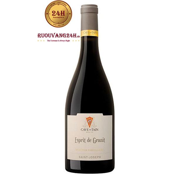 Rượu Vang Saint-Joseph Esprit De Granit