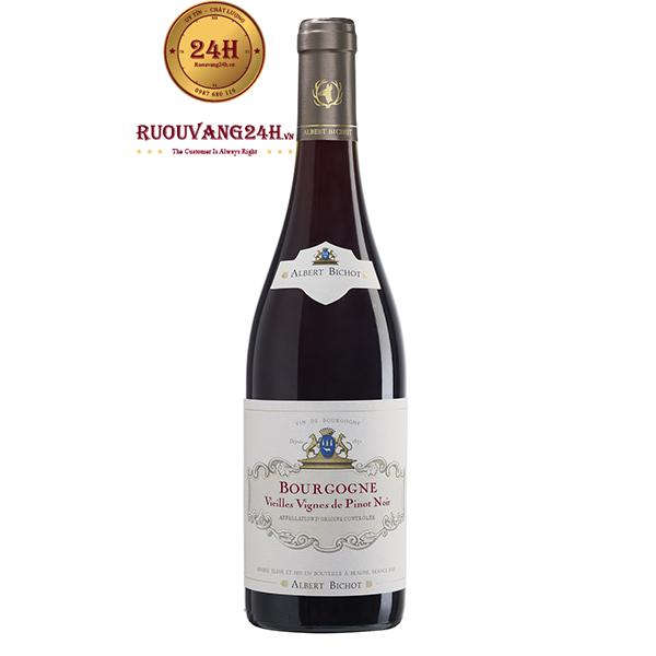Rượu vang Bourgogne Vieilles Vignes de Pinot Noir