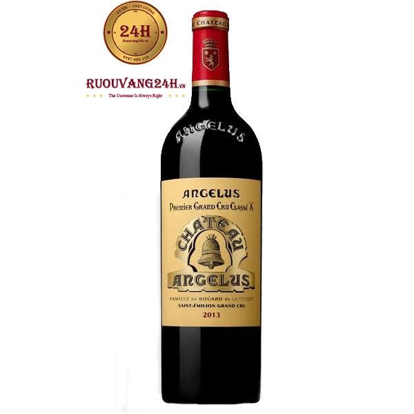 Rượu vang Chateau Angelus 2013
