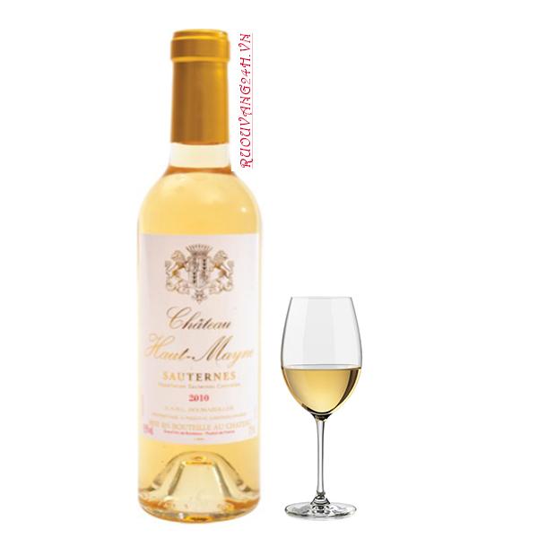 Rượu vang Chateau Haut Mayne Sauternes