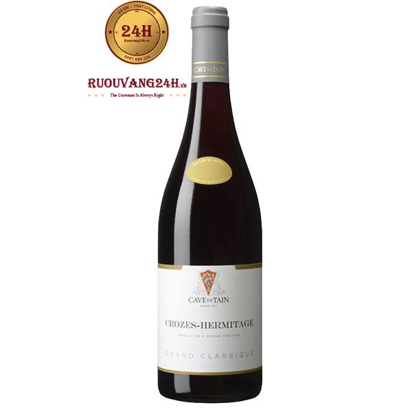 Rượu vang Crozes Hermitage Grand Classique