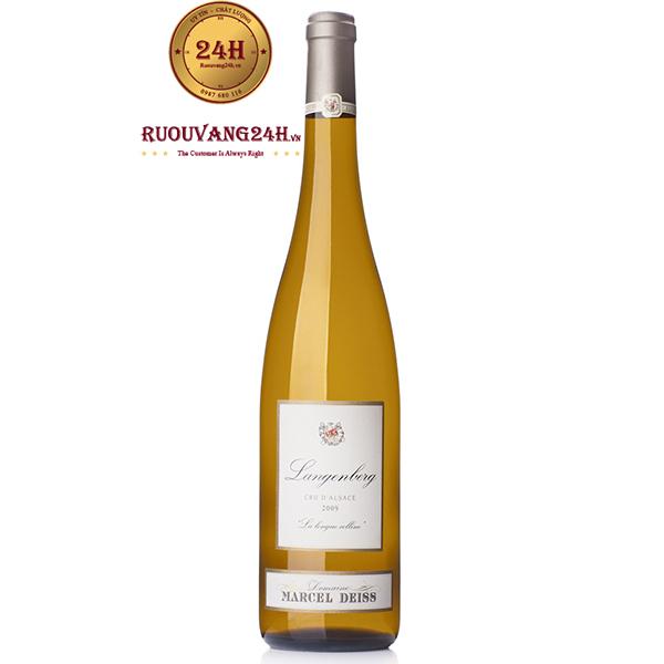 Rượu vang Marcel Deiss Langenberg
