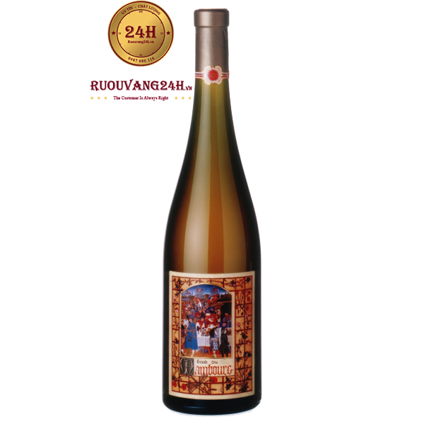 Rượu vang Marcel Deiss Mambourg Alsace Grand Cru