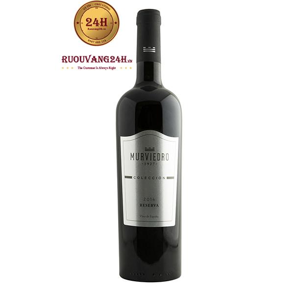 Rượu vang Murviedro Coleccion Reserva