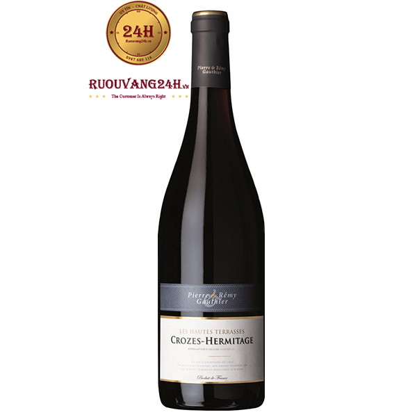 Rượu vang Pierre Remy Gauthier Crozes