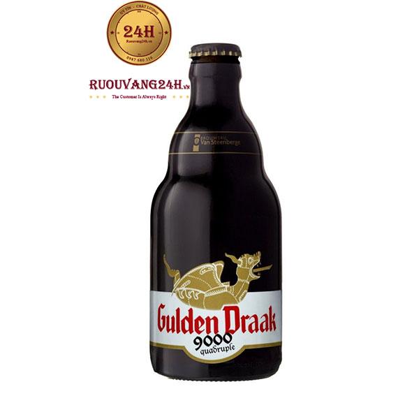 Bia Bỉ Gulden Draak 9000 Nồng Độ 10,5%