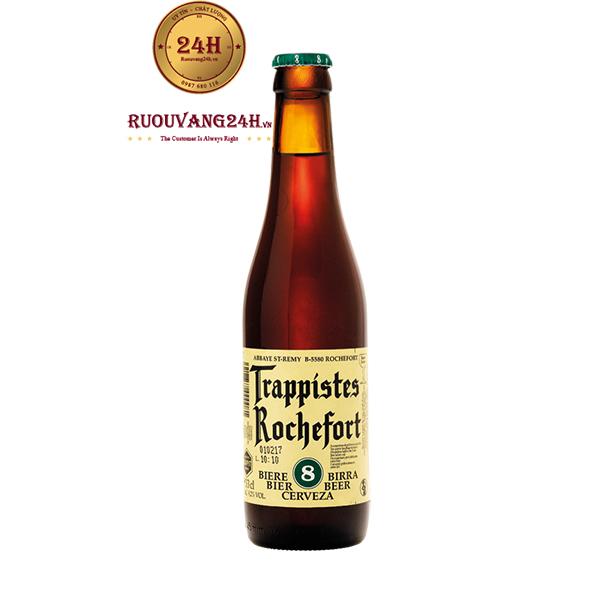 Bia Trappistes Rochefort 8 – Nhập Khẩu Bỉ