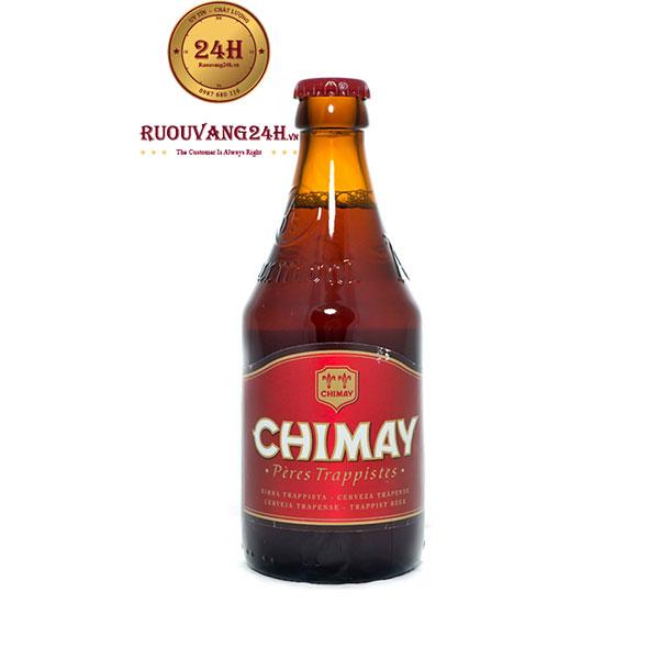 Bia Chimay Đỏ 7% 330ML – Nhập Khẩu Bỉ