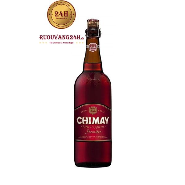 Bia Chimay Đỏ 7% 750ML – Bia Nhập Khẩu