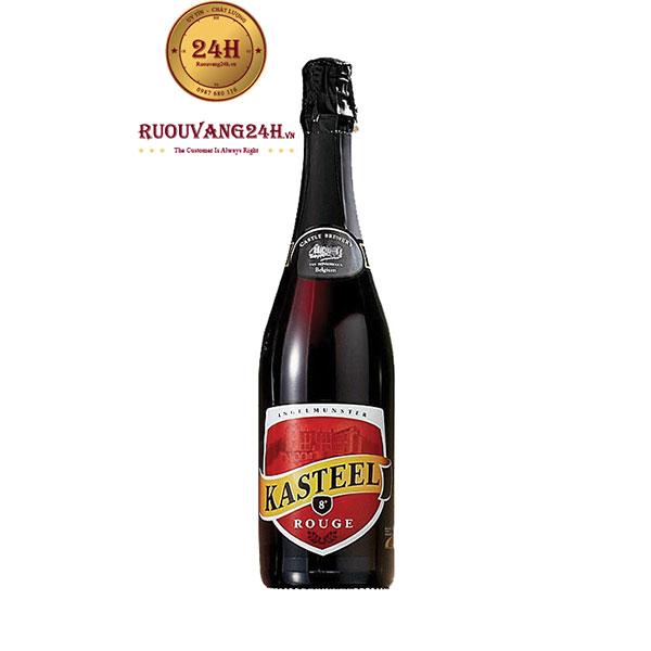 Bia Kasteel Rouge 750ML Nhập Khẩu Bỉ