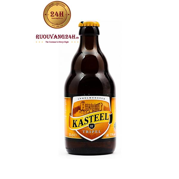 Bia Kasteel Triple 330ML 11%