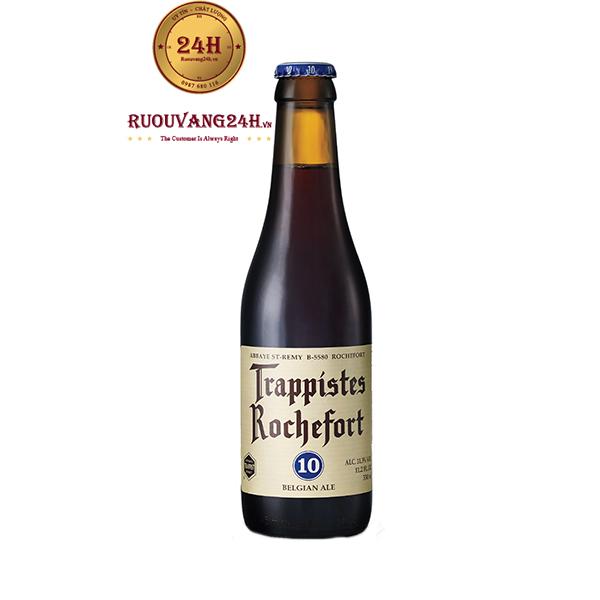 Bia Trappistes Rochefort 10 – Bia Bỉ Nhập khẩu