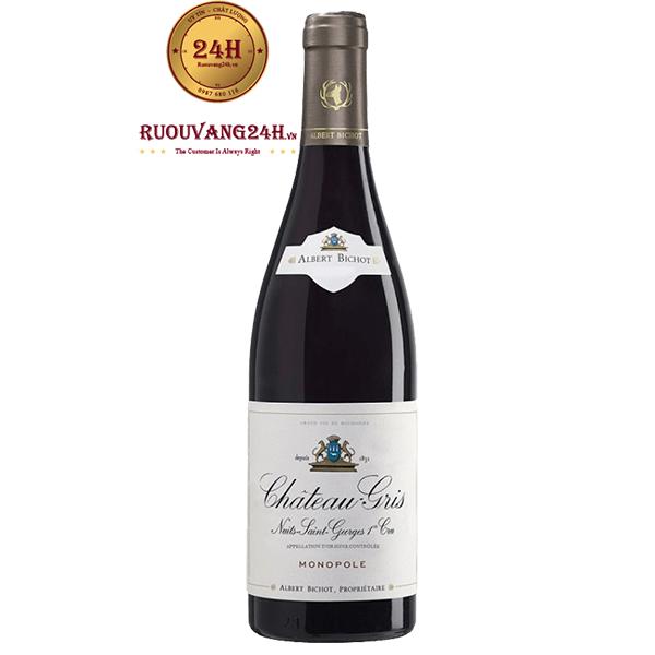 Rượu Vang Albert Bichot Chateau-Gris