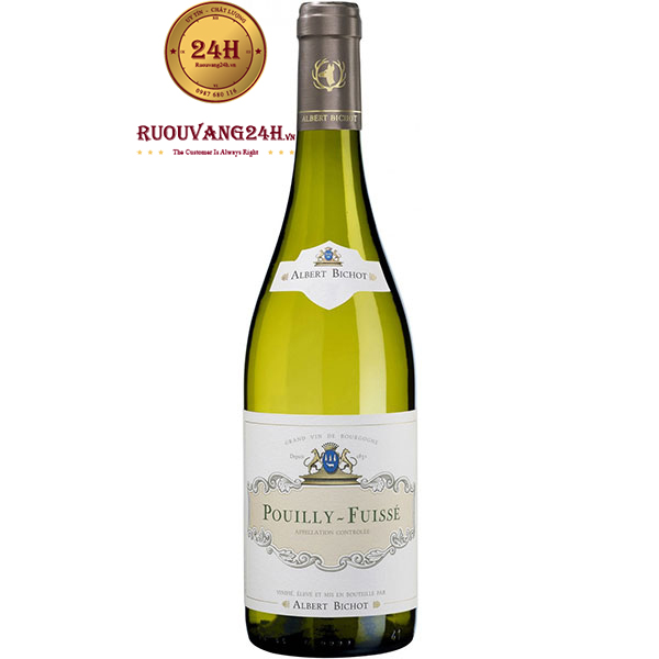 Rượu Vang Albert Bichot Pouilly-Fuisse