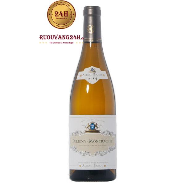 Rượu Vang Albert Bichot Puligny-Montrachet
