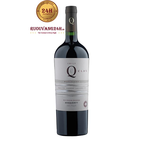 Rượu Vang Bisquertt Q Clay