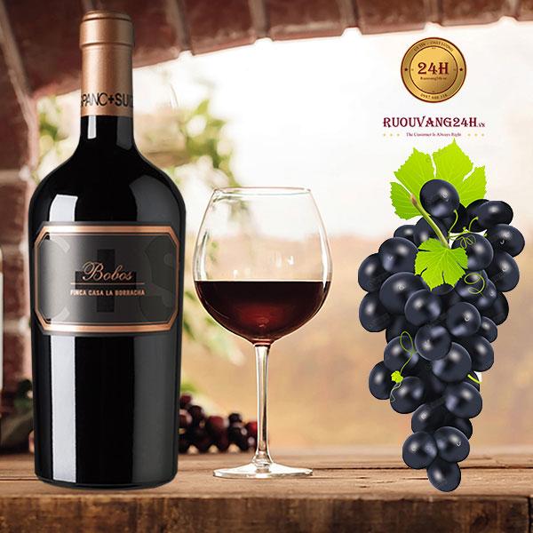 Rượu Vang Bobos Finca Casa La Barracha