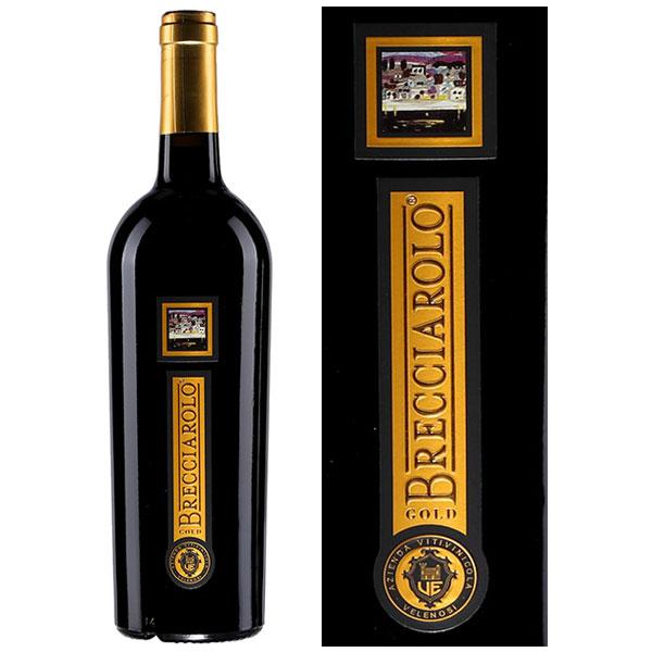 Rượu Vang Brecciarolo Gold