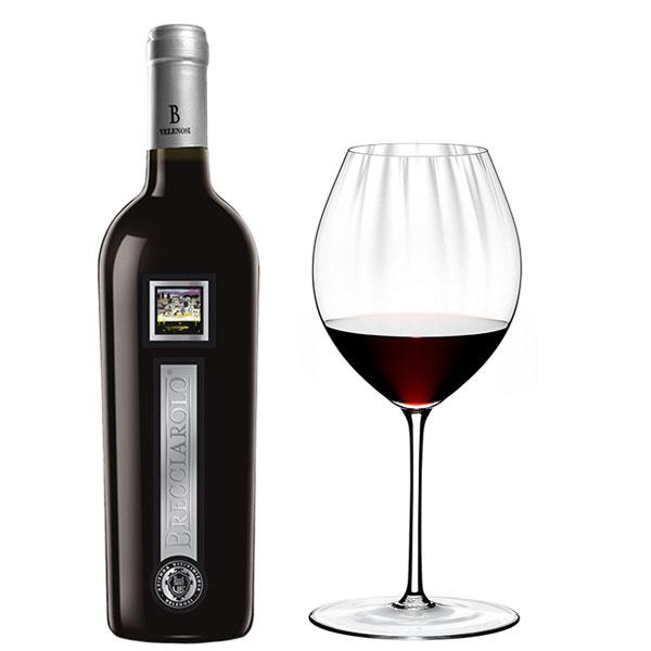 Rượu Vang Brecciarolo Silver Doc Montepulciano