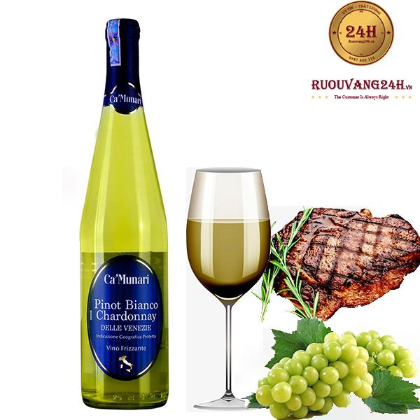 Rượu Vang Ca'Munari